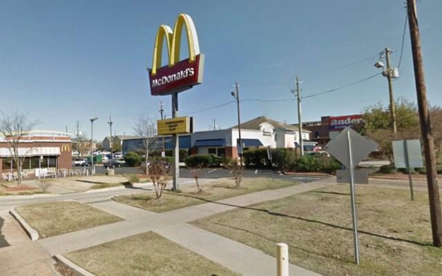 Tiroteo en McDonald's de Alabama deja un joven muerto - Foto de Internet