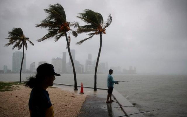 Tormenta tropical Gordon azota Florida y se dirige al Golfo de México - Tormenta tropical Gordon. Foto de JOE RAEDLE / AFP