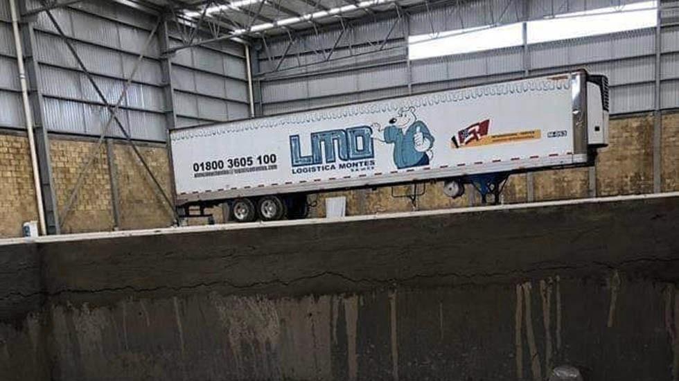 Aumenta compra de contenedores de cadáveres en seis ciudades de México - Foto de Tráfico ZMG