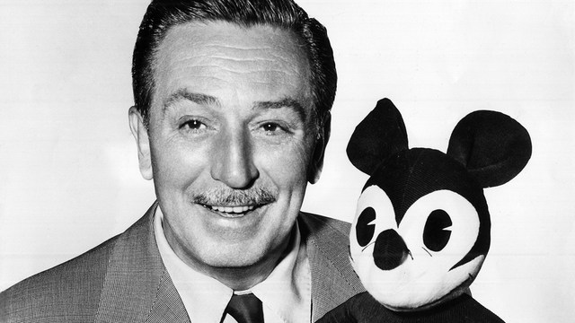 Diez datos interesantes sobre Walt Disney
