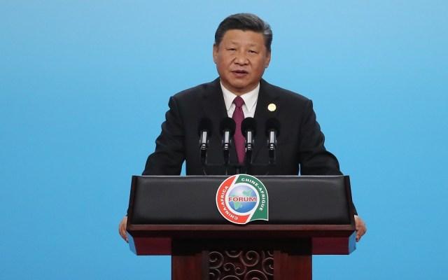 China financiará deudas en África con 60 mil millones de dólares - Foto de AFP / Lintao Zhang