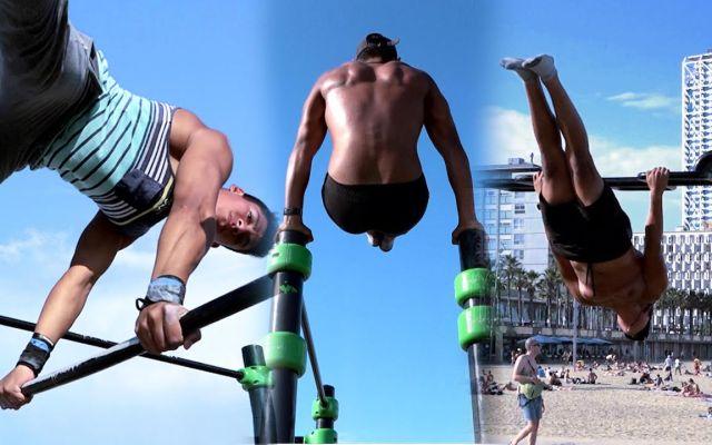 Desarrolla tu agilidad y fuerza física con calistenia