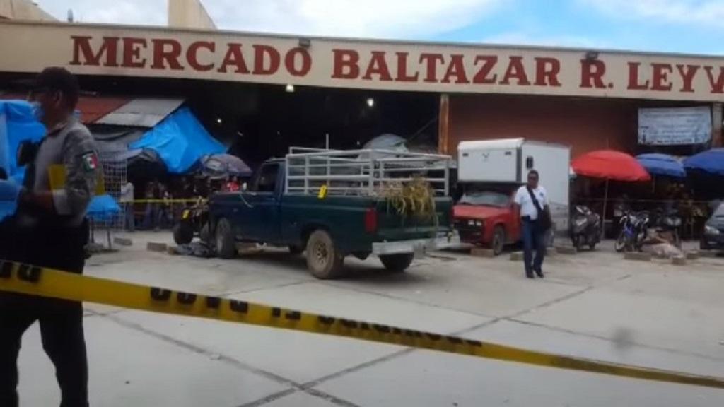 Fueron 5 cuerpos desmembrados los hallados en mercado de Chilpancingo
