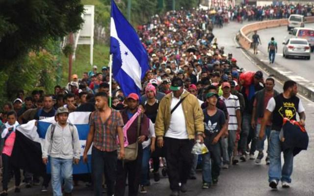 La ACNUR acepta apoyar a México con caravana migrante - acnur ayudará a méxico con caravana migrante