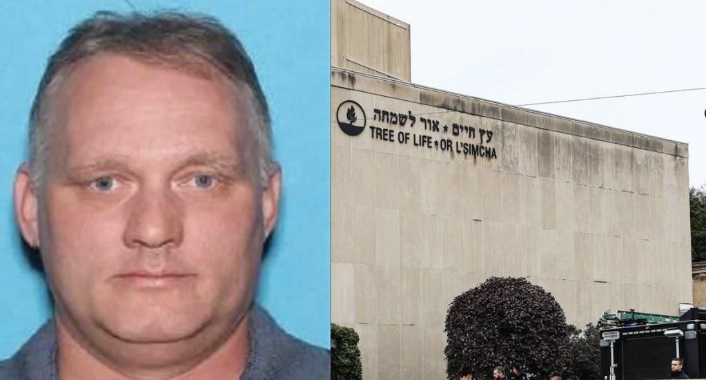 Acusan de 44 cargos a responsable de masacre en sinagoga de Pittsburgh - Foto de internet