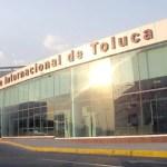 Aerolíneas analizarán trasladar operaciones al Aeropuerto de Toluca - Aeropuerto Internacional de Toluca. Foto de Internet