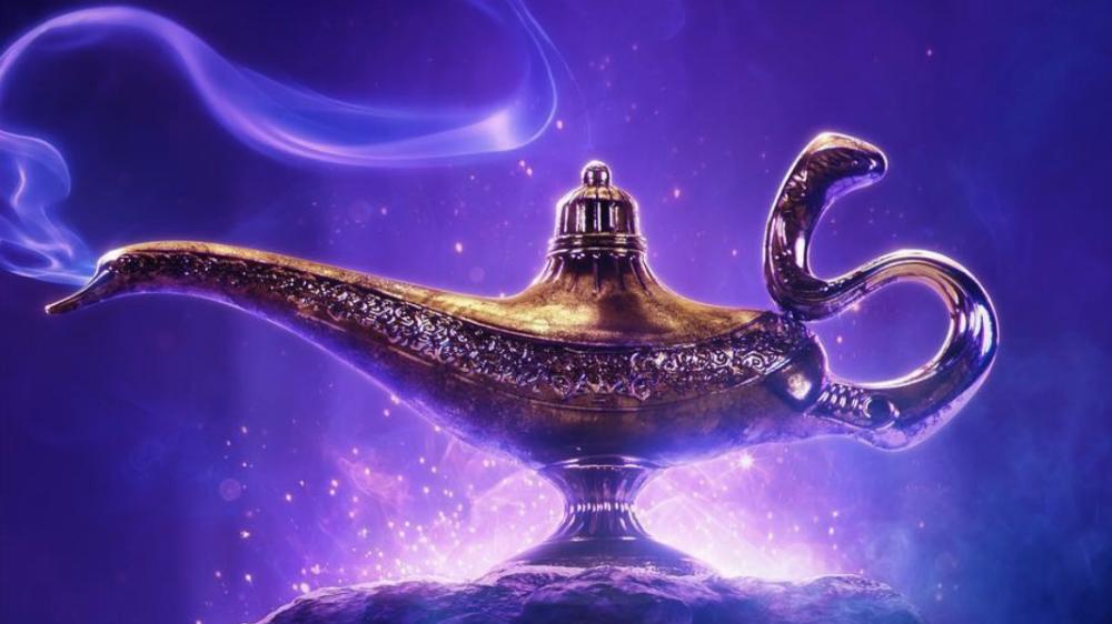 """Dan a conocer el póster del live-action de """"Aladdin"""" - Póster de Aladdin"""