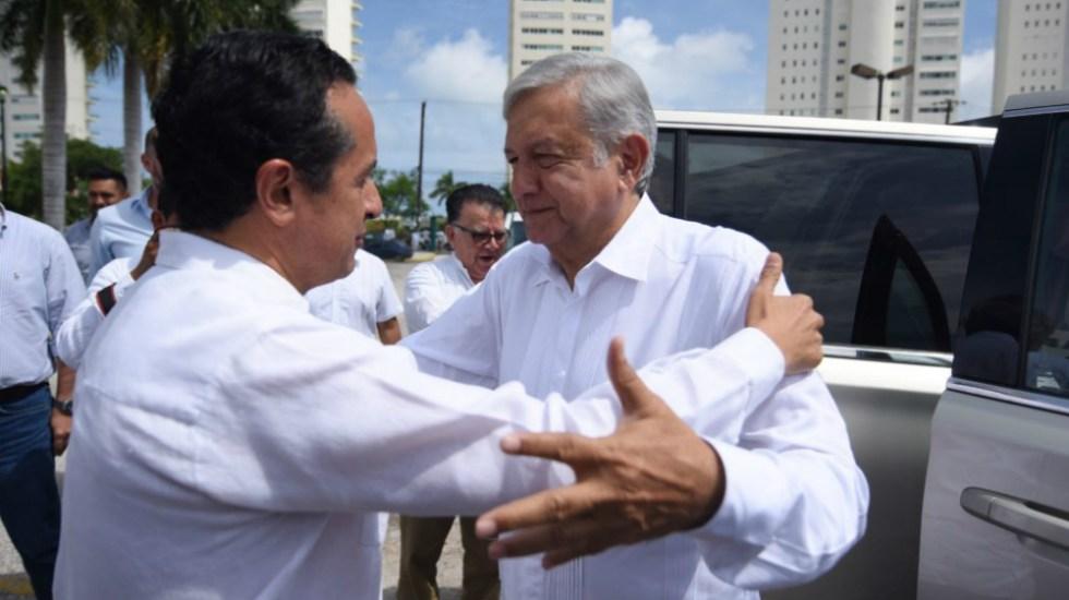 Próximo gobierno garantizará inversiones por aeropuerto: López Obrador - Foto de LopezObrador.org.mx