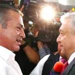 López Obrador se reúne con 'El Bronco' - Foto de Político