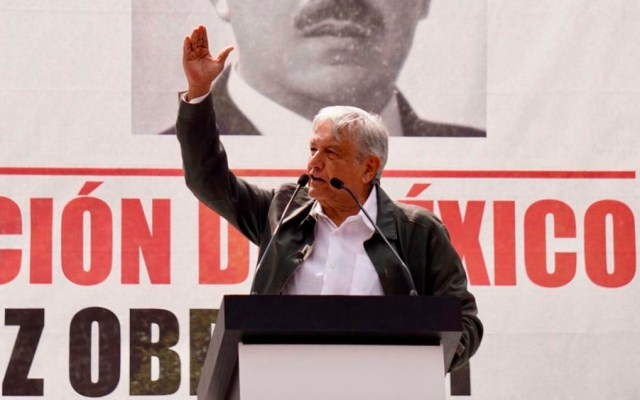 Próximo gobierno no apostará por la guerra: López Obrador - López Obrador