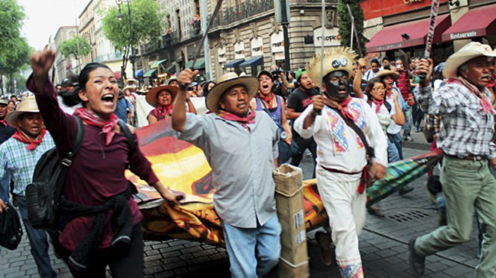 Pobladores de Atenco se reunirán con funcionarios de López Obrador - Los pobladores de Atenco se reunirán con Javier Jiménez Espriú y Alejandro Encinas. Foto de Internet