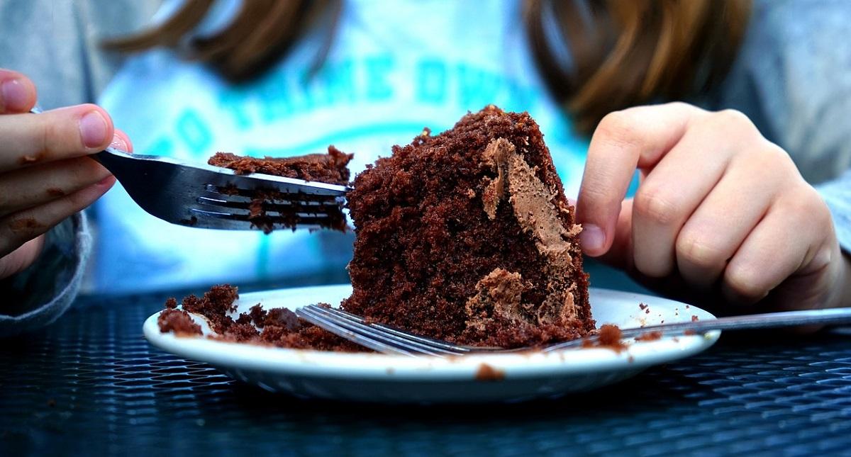 Los atracones de comida pueden darse a cualquier edad. Foto de Internet
