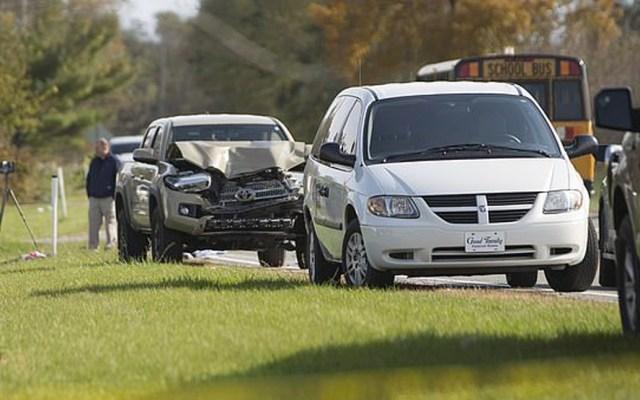 Conductor atropella a cuatro niños en Indiana, tres hermanos murieron - Foto de AP