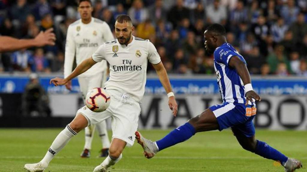 Benzema podría perderse el clásico español por lesión - Benzema lesionado duda clásico español
