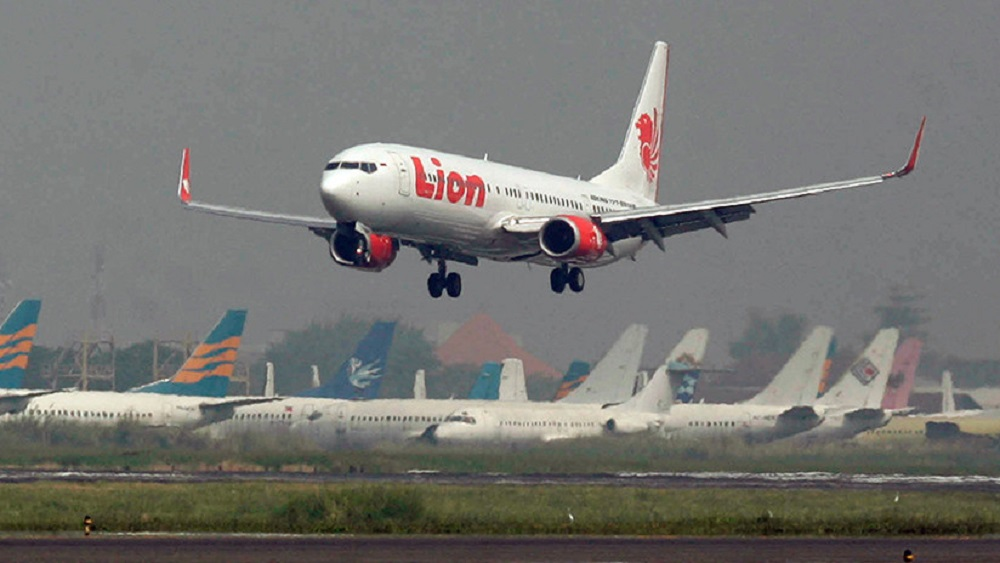 Nuevo accidente en un avión de Lion Air en Indonesia