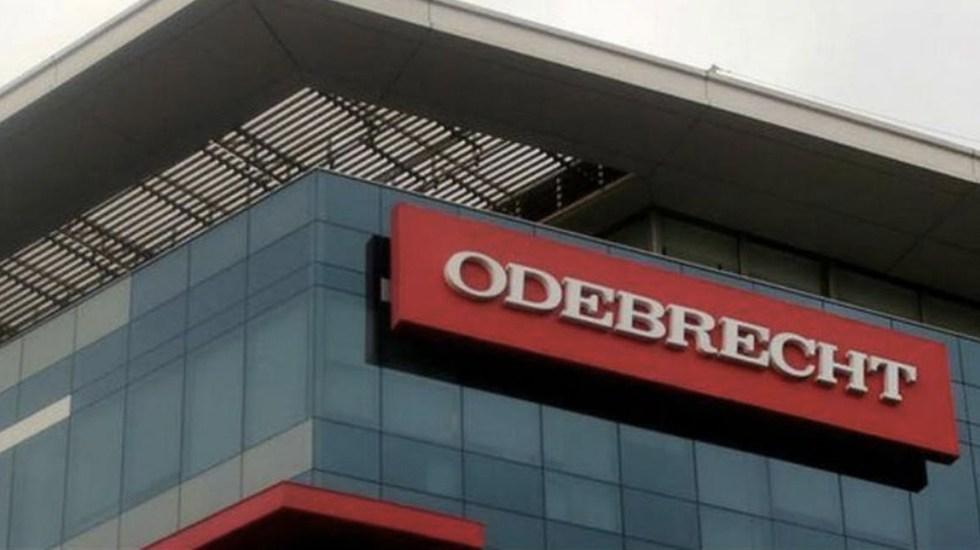 Ordenan a PGR revelar nombres de implicados en caso Odebrecht - Edificio de Odebrecht. Foto de internet