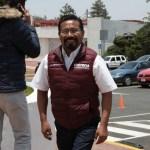 Diputados reciben solicitud para desaforar a Cipriano Charrez - Cipriano Charrez, diputado federal por Morena. Foto de Milenio