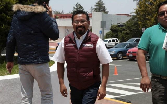 Morena asegura que respetará procesos contra Cipriano Charrez - Cipriano Charrez, diputado federal por Morena. Foto de Milenio