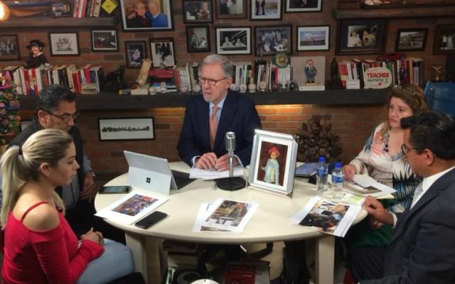 Mónica García Villegas no es una víctima y que dé la cara: padres del Rébsamen