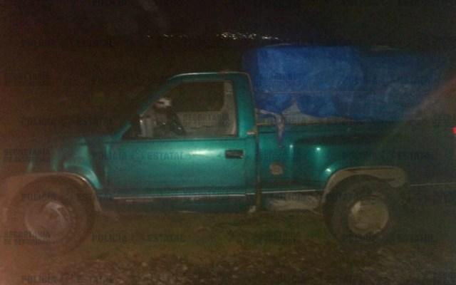 Recuperan 2 mil 400 litros de combustible en el Estado de México - combustible robado otumba