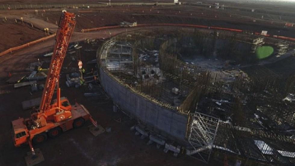 Tribunal ordena preservar obras del NAIM y suspender construcción en Santa Lucía - NAIM