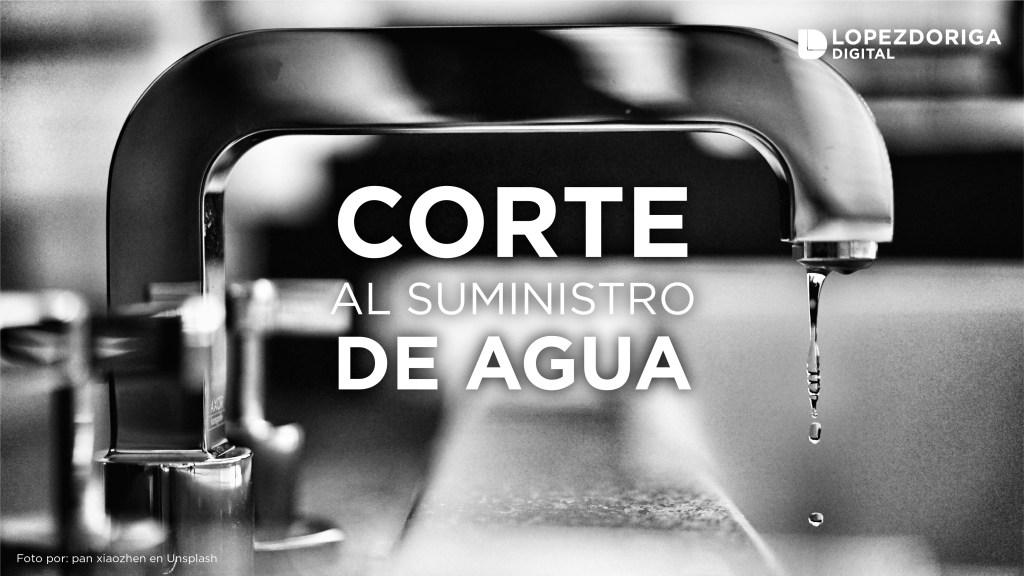 Recomendaciones de la UNAM ante el corte de agua en el Valle de México. Noticias en tiempo real