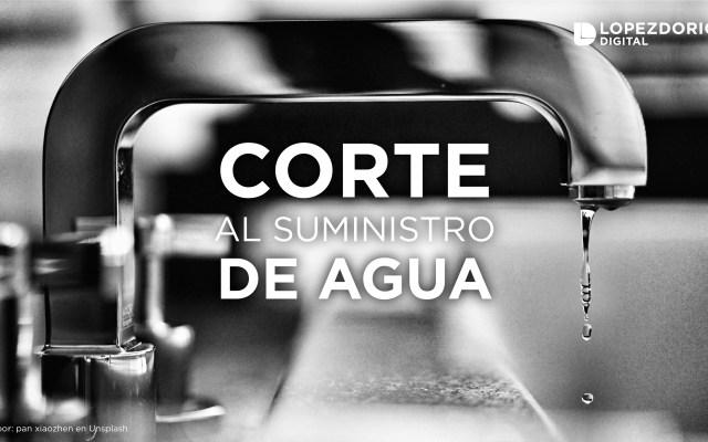 Recomendaciones de la UNAM ante el corte de agua en el Valle de México - Imagen de López-Dóriga Digital.