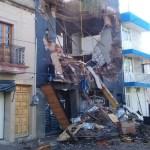 #Video Intensas lluvias provocan derrumbe de bar en Aguascalientes - Intensas lluvias provocan derrumbe de bar en Aguascalientes