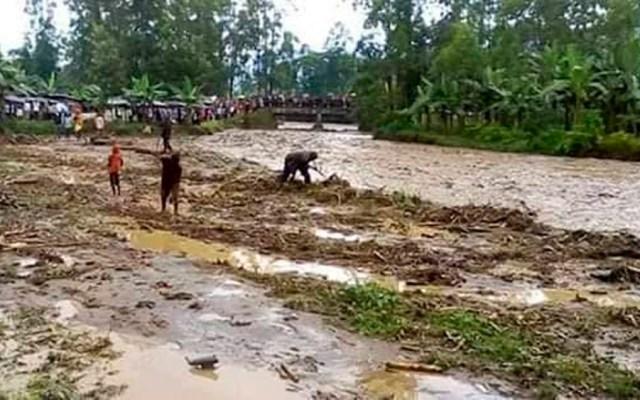 Deslizamiento de tierra deja al menos 34 muertos en Uganda