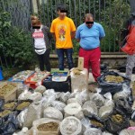 Aseguran más de 100 kilogramos de droga en Tepito - Foto de Quadratín