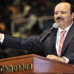 Detienen al exgobernador César Duarte en Florida