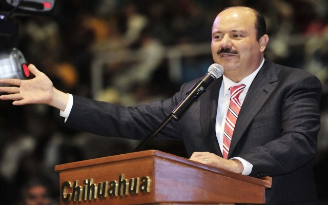 López Obrador afirma que ya procede extradición de César Duarte - César Duarte. Exgobernador de Chihuahua. Foto de Internet