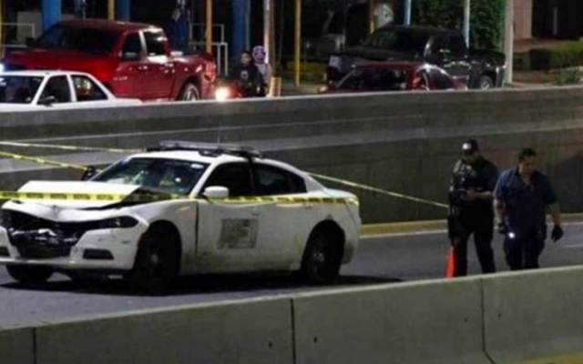 Ejecutan a agente ministerial en Monterrey - Agente ministerial ejecutado en monterrey