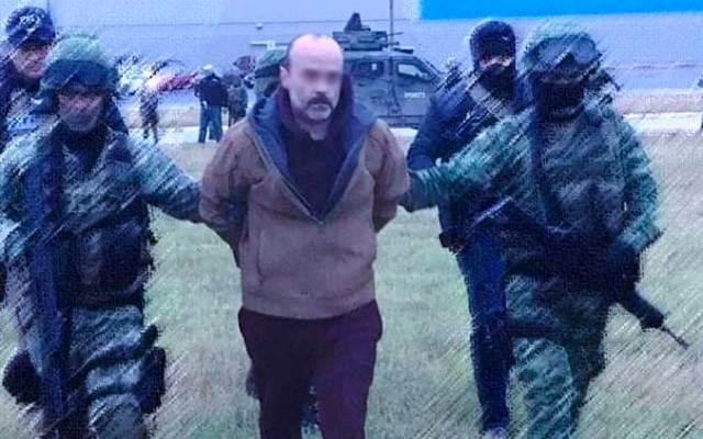 Detienen a 'El Panilo' en Matamoros, Tamaulipas - Detención de