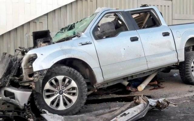 Enfrentamiento deja cinco presuntos sicarios muertos en Tamaulipas - Foto Especial