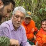 Alcalde de Bogotá se pierde en el bosque con funcionarios - Alcalde Enrique Peñalosa de Bogotá. Foto de @enriquepenalosal