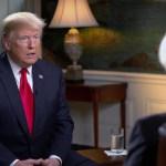 Trump reconoce el cambio climático pero no que es causado por el hombre - Donald Trump reconoce la existencia del cambio climático. Foto de CBS