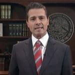 No permitiremos ingreso irregular o violento al país: Peña Nieto - No permitiremos ingreso irregular o violento al país: Peña Nieto