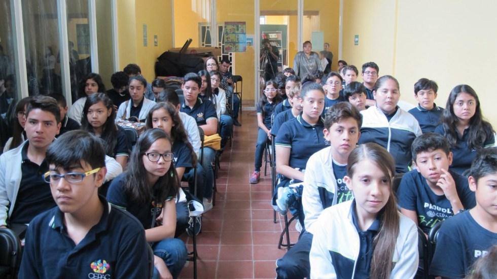 Suspenden clases en Jalisco por Romería de la Virgen de Zapopan - Foto de Secretaría de Educación de Jalisco