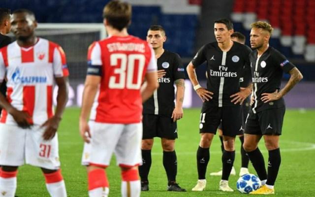 Investigan posible amaño de partidos en el PSG vs. Estrella Roja - Foto de Diez