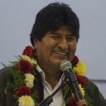 Evo Morales asistirá a la toma de protesta de López Obrador - Evo Morales