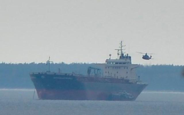 Explosión en ferry con 335 personas a bordo en el mar Báltico