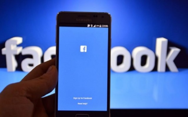 Facebook niega que hackeo comprometiera otras aplicaciones - Aplicación móvil de Facebook. Foto de Internet