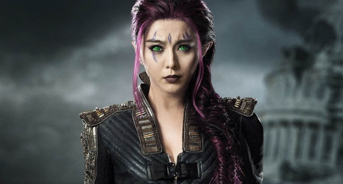 Impone China enorme multa fiscal a actriz de 'X Men'