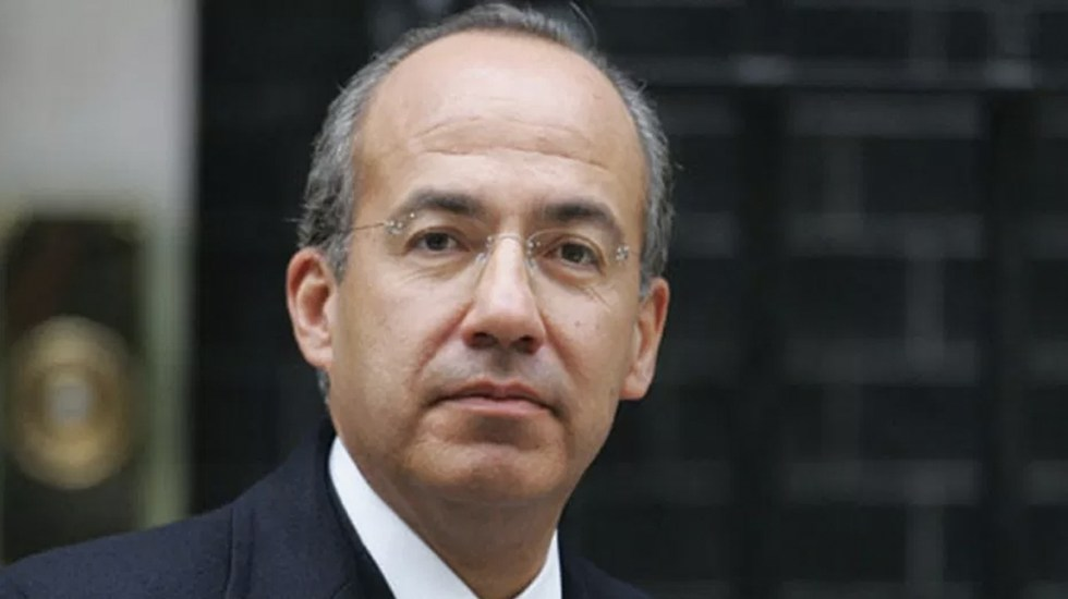 Felipe Calderón renuncia al PAN - Foto de Archivo