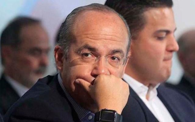 Calderón acusa al PRD de intento de golpe para impedirle asumir la Presidencia en 2006 - felipe calderon
