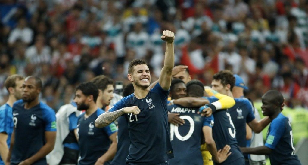 Francia remonta y vence 2-1 a Alemania. Noticias en tiempo real
