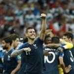 Francia remonta y vence 2-1 a Alemania - Foto de Twitter Selección Francesa
