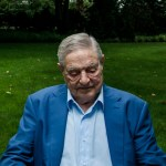 Hallan dispositivo explosivo en casa de multimillonario George Soros - Foto de The New York Times