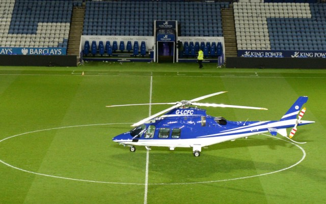 #Video Segunda grabación del accidente del dueño del Leicester City - Leicester City